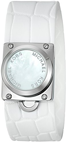 Michael-Kors-Access-Activity-Tracker-Reade-Croco-Embossed-Silicone-White-Bracelet