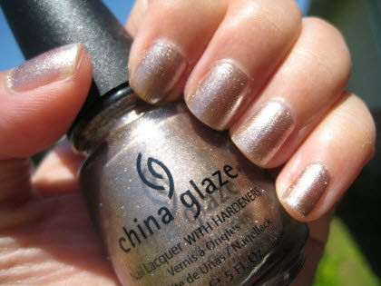 China Glaze Nail Polish - Swing Baby 14ml