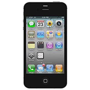 apple iphone 4s 16gb unlocked black certified refurbished cell phones accessories. Black Bedroom Furniture Sets. Home Design Ideas