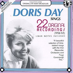 Doris Day - Sings 22 Great Songs On Original Big Band - Zortam Music