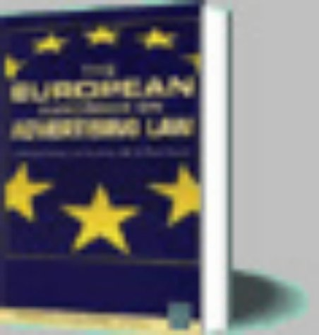 European Handbook on Advertising Law