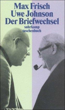 Buchseite und Rezensionen zu 'Der Briefwechsel. 1964-1983 (suhrkamp taschenbuch)' von Max Frisch