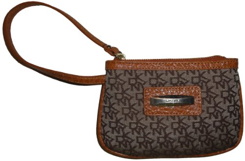 DKNYDKNY Wristlet Slgs Town and Country Classics Chino/Henna