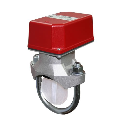 Potter Vsr-8, Vane-Type Waterflow Switch For 8-Inch Steel Pipe, With Retard, Spdt Contact(S)