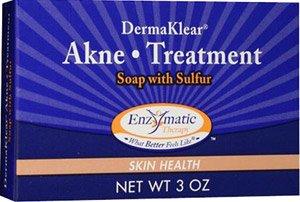 Enzymatic Therapy Derma Klear Akne Treatment Soap