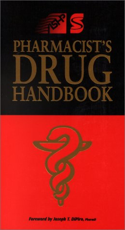 Pharmacist's Drug Handbook