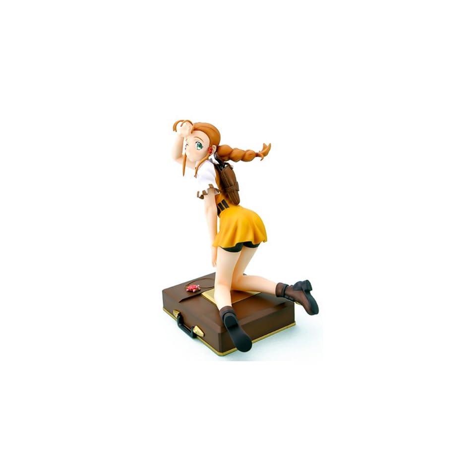 Gun X Sword Wendy PVC Statue 1/8 Scale