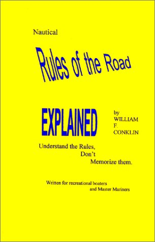 Nautical Rules of the Road Explained