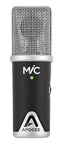 MiC Studio quality microphone for iPad, iPhone, and Mac