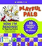 Playful Pals - Now I'm Reading (Level 1) (1584762527) by Nora Gaydos
