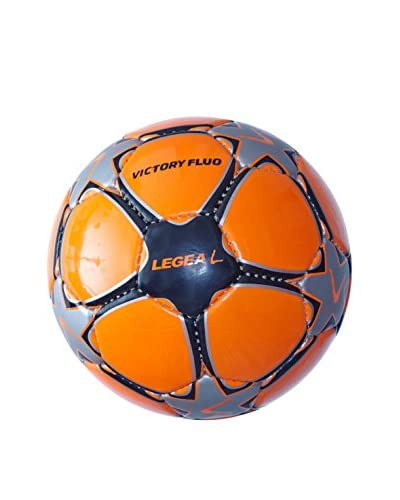 Legea Balón de Fútbol Victory Kid Naranja / Azul Marino