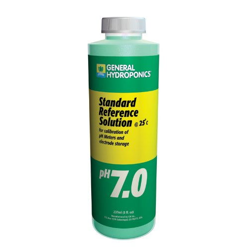 General Hydroponics pH 7.0 Calibration Solution - 8 Oz
