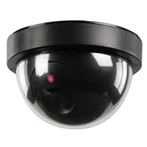 König SEC-DUMMYCAM50 Camera Dôme CCTV Factice d'intérieur