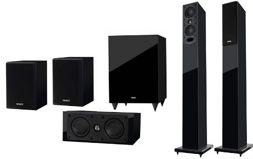 Tannoy HTS201 AV 5.1 Speaker Package Gloss Black Black Friday & Cyber Monday 2014