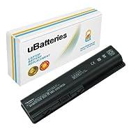 UBatteries Laptop Battery HP Pavilion dv5-1217ax - 6 Cell, 4400mAh