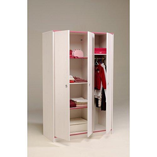 kinderhochbett mit schreibtisch und kleiderschrank com forafrica. Black Bedroom Furniture Sets. Home Design Ideas
