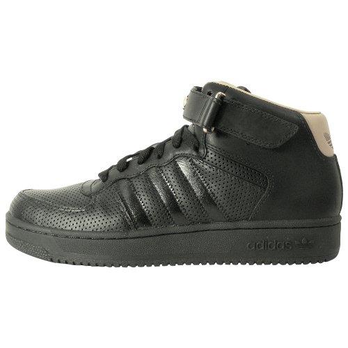 adidas Originals Men's Forum Advance Mid Shoe,Black/Black/Black,10.5 M US