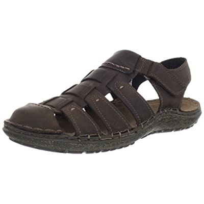 Amazon.com: Hush Puppies Men's Decode CT H113 Fisherman Sandal