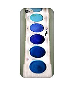 Water Colour 1 Printed Back Cover Case For Apple iPhone 6
