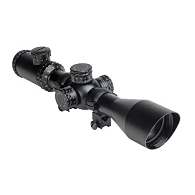 Hatsan Optima 2.5-10X50E-SFT Scope from HatsanUSA