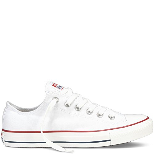 Converse Chuck Taylor All Star Core Optical White M7652 (6 (MEN) / 8 (WOMEN) US, Optical White)