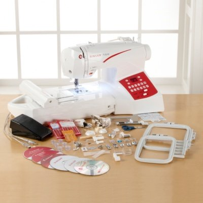 Embroidery Machines: Embroidery Sewing Machines: Home Embroidery