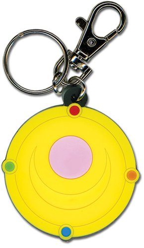 Sailor Moon Brooch PVC Keychain GE-4683 - 1