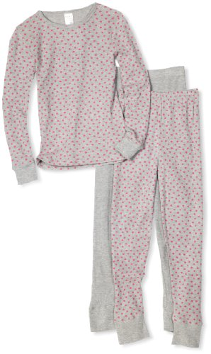 3 Piece Thermal Sleepwear Set for girls