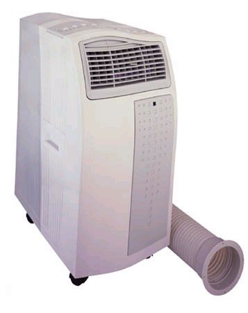 Sunpentown Home Living Room Appliance 14, 000 BTU Portable Air Conditioner With Ionizer and UV