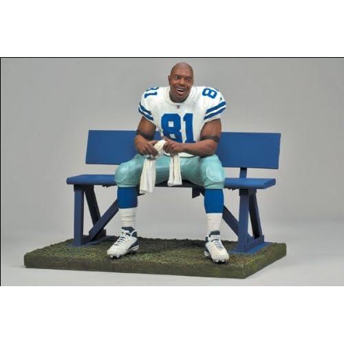 McFarlane NFL Collectors Edition Terrell Owens   Dallas Cowboys