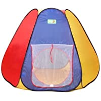 Shopready Instant Pop Up Colorful Portable Breathable Travel Outdoor Indoor Baby Beach Nursery Tent Children Game...