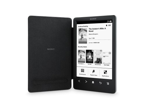 Sony Reader PRS-T3 black