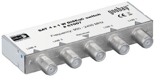 wentronic-67007-adaptador-de-cable-adaptador-para-cable-hembra-hembra-plata