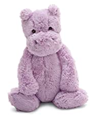Jellycat Bashful Lilac Hippo, Medium…