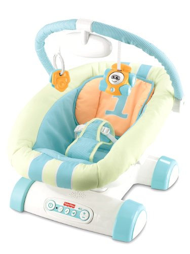 Fisher-Price Cruisin' Motion Baby Soother