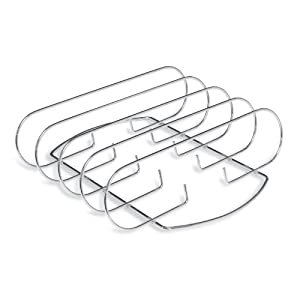 Weber 6406 Rib Rack (Discontinued by Manufacturer)