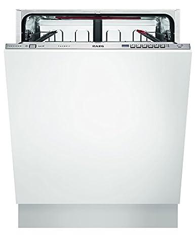 AEG F78600VI1P Lave-vaisselle 43 dB A++ Argent
