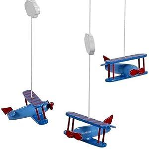 Orange Tree Toys : madera avión móvil marca BabyCenter