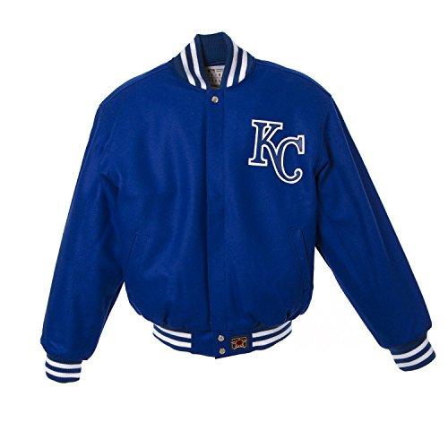 Kansas City Royals Leather Jacket