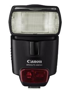 Flash appareil photo CANON SPEEDLITE 430EXII NOIR