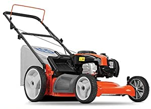 Husqvarna Outdoor Products 5521P 961330018 3-In-1 Push Lawn Mower, High-Wheel, 140CC Engine, 21-In. from Husqvarna Outdoor Products