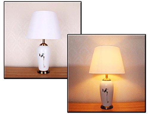new-day-con-lampara-de-tela-blanca-romantica-europea-de-alta-temperatura-de-la-superficie-del-esmalt