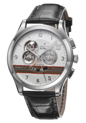 Zenith Class Open Anniversary Men's Automatic Watch 03-0520-4021-69-C492