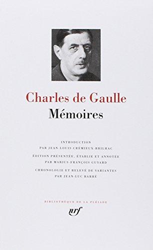 Charles de Gaulle : Mémoires