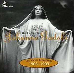 The Complete Johanna Gadski, Vol. 1 (The Victor Recordings 1903-1909)