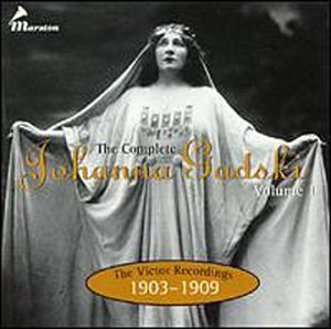 The Complete Johanna Gadski, Vol. 1 (The Victor Recordings 1903-1909)