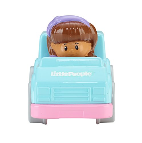 Fisher-Price Little People Wheelies Ice Cream Truck