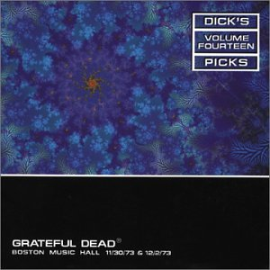Dick's Picks, Vol. 14: Boston Music Hall, Boston, MA, 11/30/73 & 12/2/73