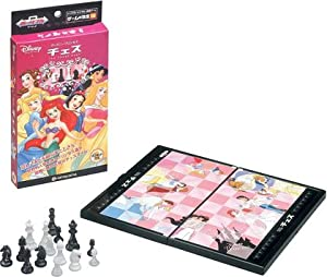 Disney Princess Portable Chess