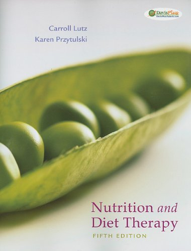 Fundamentals of Foods, Nutrition and Diet Therapy, 5th Edition